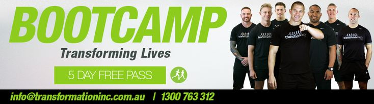 The Transformation Inc Bootcamp Workout  Gold Coast program has been designed to  give Point of Difference in Training Every  Boot Camps Australia session is just like a personal training session, without the  personal training cost – that's the difference!   http://transformationinc.com.au/