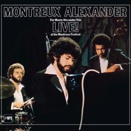 The+Monty+Alexander+Trio+Live+At+The+Montreux+Festival+LP+180+Gram+Vinyl+Audiophile+AAA+MPS+2016+EU+-+Vinyl+Gourmet