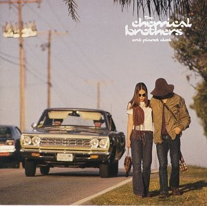 Chemical Brothers - Exit Planet Dust LP