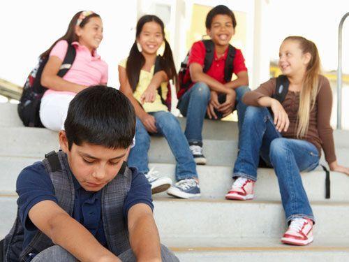 Una brillante idea para detener el bullying