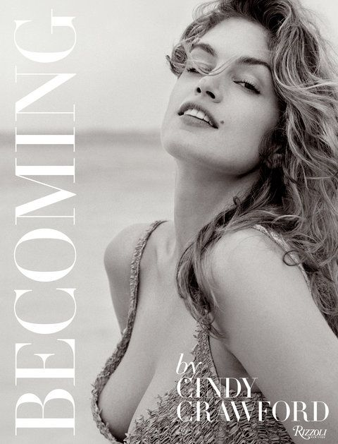 """Becoming"" by Cindy Crawford"