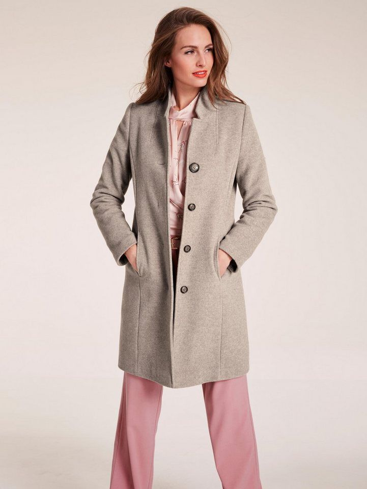 ce86161f2338cb heine TIMELESS Mantel | Fashion (latest) | Coat, Fashion und Jackets
