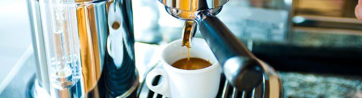 Espresso allongé au lait