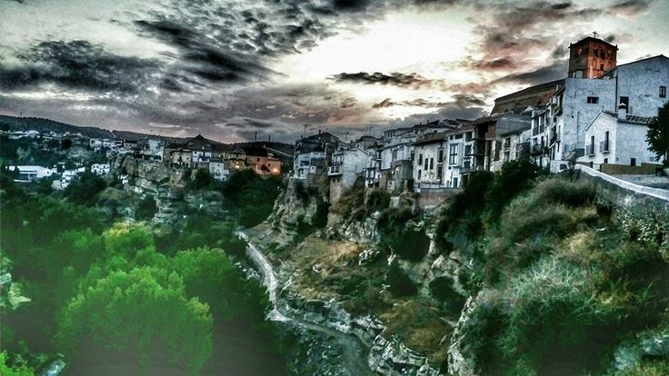 Los Tajos de Alhama (Alhama de Granada, Granada) - Los Tajos de Alhama de Granada, merece la pena esta visita