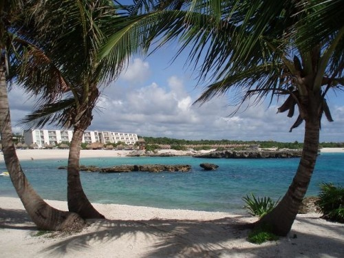 how to get to the grand sirenis riviera maya