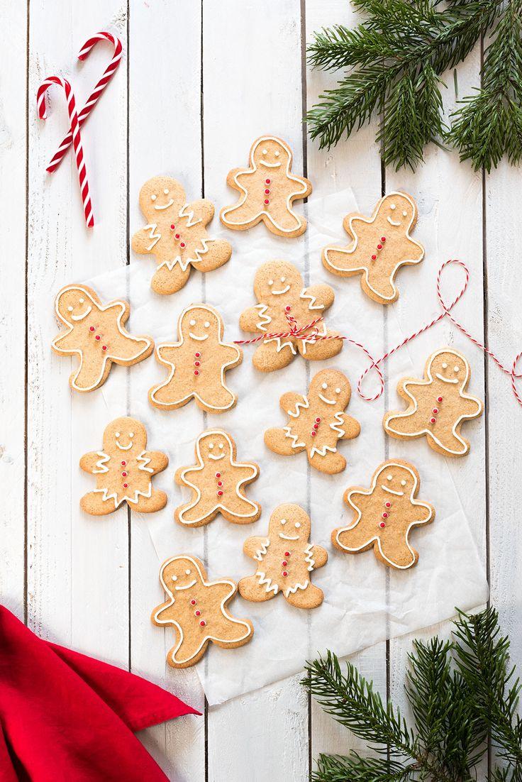 Biscuits de Noël Pain d'Epices | Lilie Bakery