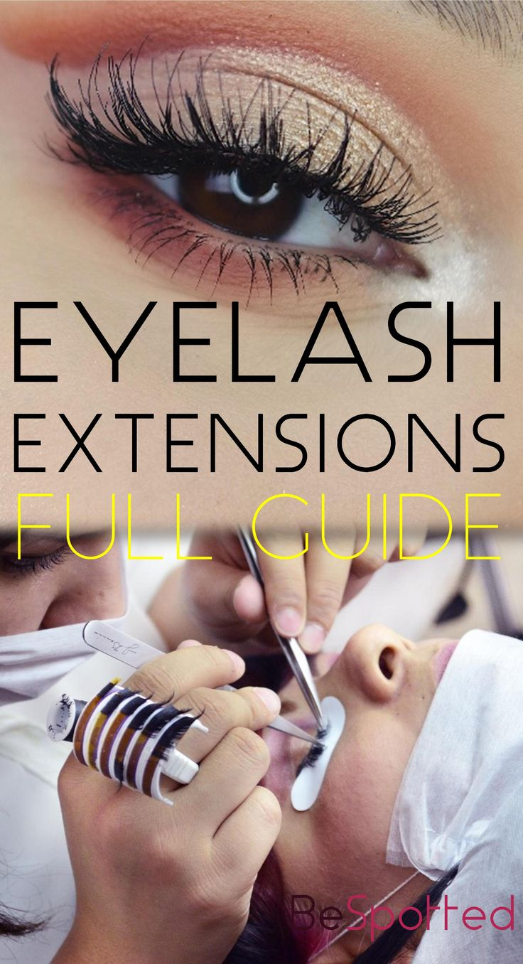 If you are thinking about getting yourself a set of eyelash extensions, you'd better know what to expect... #eyelashes #eyelashextensions #besteyelashes http://bespotted.org/