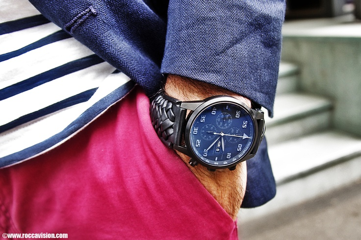 Maurice de Mauriac Zurich Watches in the eyes of RV.
