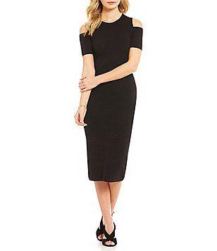 Black lace dress size 6 gauge