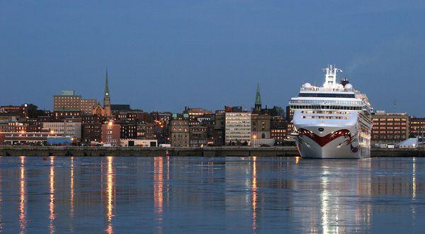 City of Saint John, New Brunswick Canada
