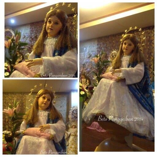 La Virgencita Nina Maria