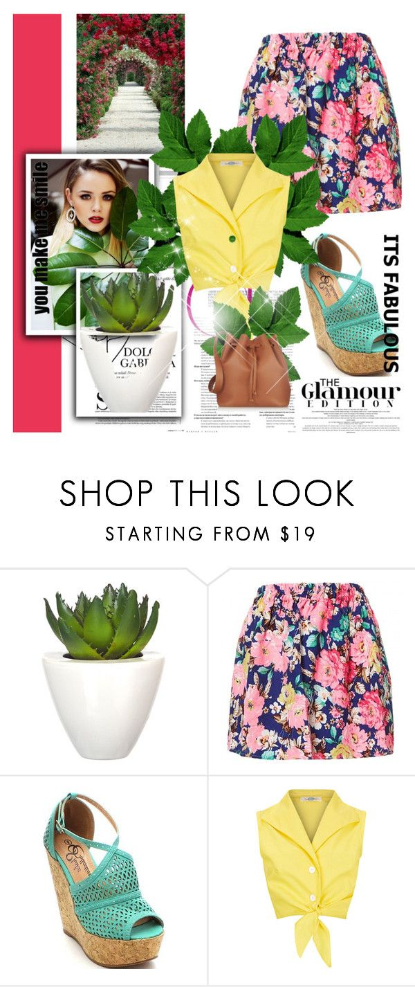 """""""*Fairy Forest*"""" by mimisfashiondiary ❤ liked on Polyvore featuring Pomax and Sophie Hulme"""