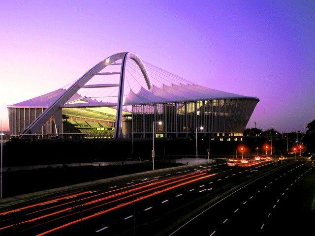 Moses Mabhida Stadium,Durban