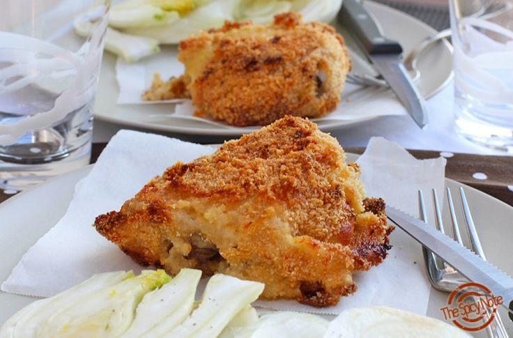 Pollo croccante al forno marinato allo yogurt   The Spicy Note