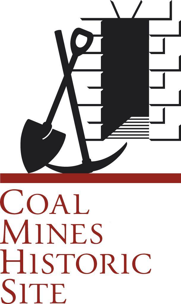 Coal Mines Historic Site logo