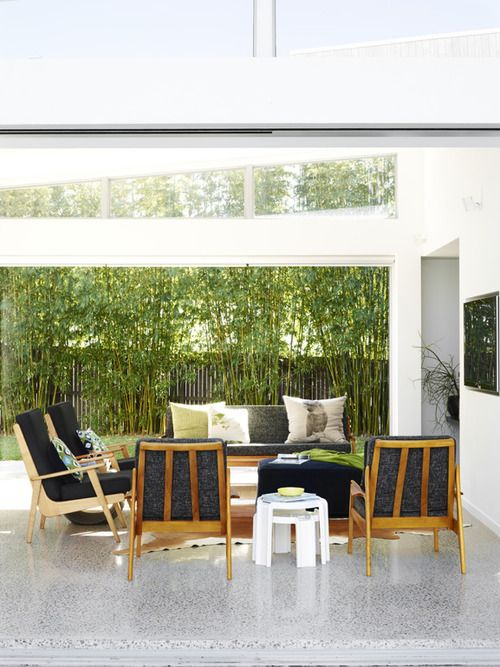 Sunrise Beach House for Real Living Magazine