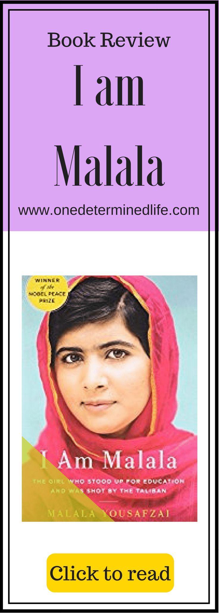 book review I am Malala, books to read, I am Malala, My opinion about #iammalala