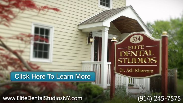 Dentist in Somers NY? Elite Dental Studios offers phenomenal care and has one of the best Dentists near Somers NY Dr. Ash Khorram. A Prosthodontist Dr. Khorram offers unique expertise in specialty areas few dentists have. A warm staff as well as a welcoming and cozy environment combine to give their clients a great experience - one that doesnt feel like a visit to the dentist at all. Whether you need a cleaning or more extensive cosmetic surgery Elite Dental Studios in Yorktown Heights is…