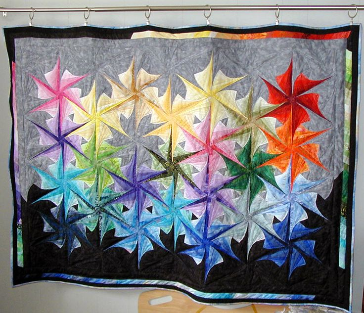 Quilt Pattern Log Cabin Twist : 58 best images about Twisted logcabin quilts on Pinterest Quilt, Twists and Log cabin quilts