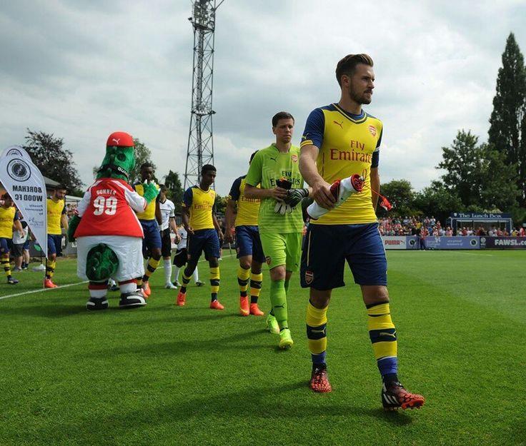 #Arsenal v Boreham Wood