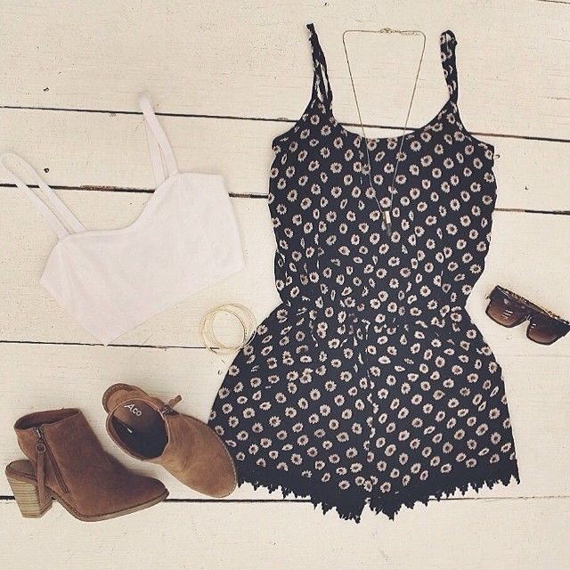 It's all about a fab #Romper! #ardenelove