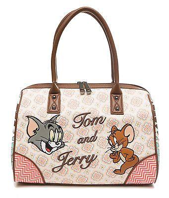 Borsa Bauletto Donna Hoy Collection Saldi Bauletto Serie Tom & Jerry a 29,99€