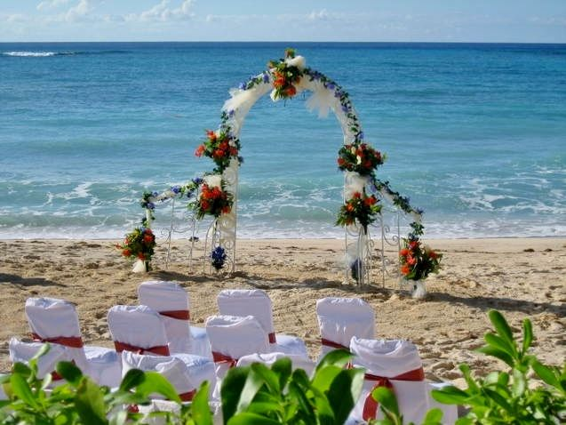 One Of Our Beautiful Wedding Venues For A Barefoot Beach Or Sunset On Grand Turk