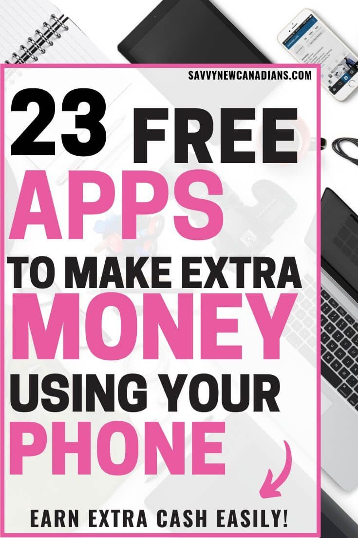 23 Free Money Making Apps That Pay Cash in Canada 2019 – #Apps #Canada #cash #fr… – Daryl