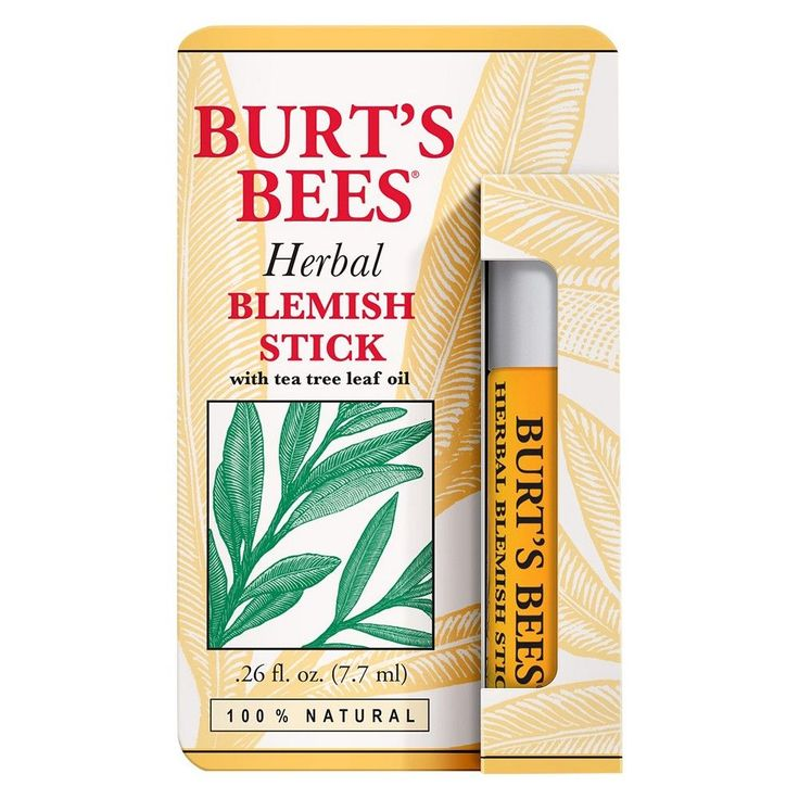 Burt's Bees Herbal Blemish Stick - 0.26 oz
