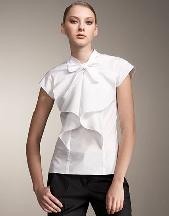 Выкройка блузки - №500, магазин выкроек GRASSER.RU          #sewing_pattern #pattern #выкройка #выкройки