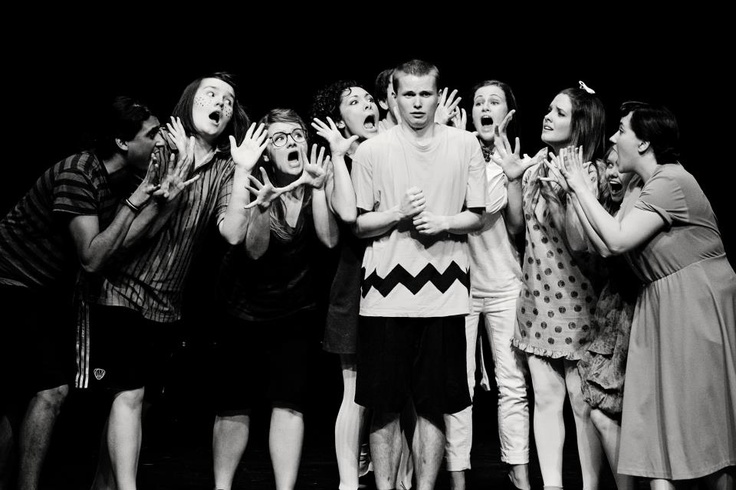 You're a Good Man, Charlie Brown with the Acadia University Singing Theatre Production Ensemble, March 2012