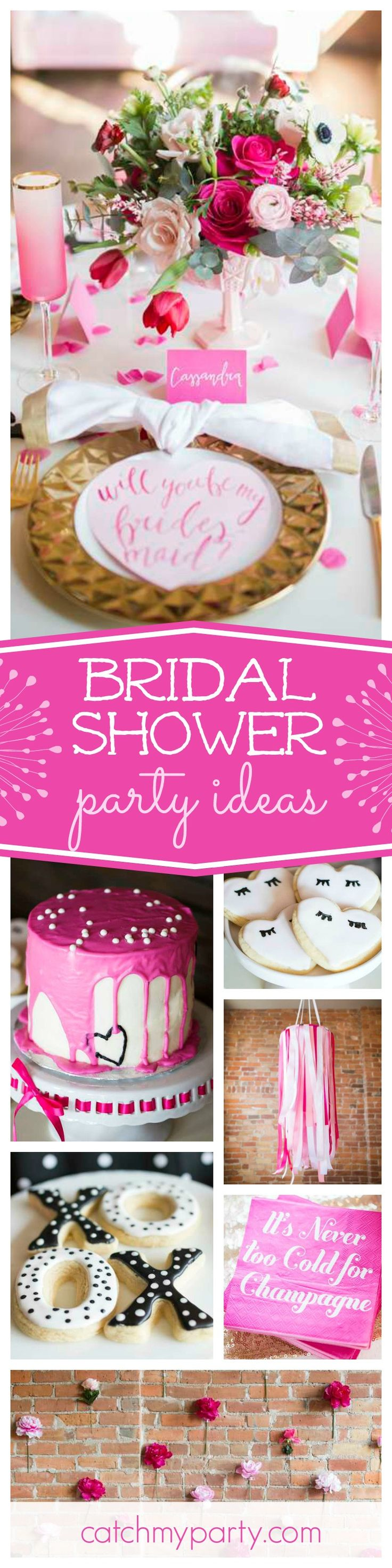743 best Bridal Shower Ideas images on Pinterest