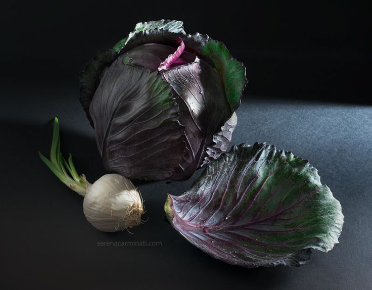 Red Cabbage With Onion. See more works on foodfulife.com