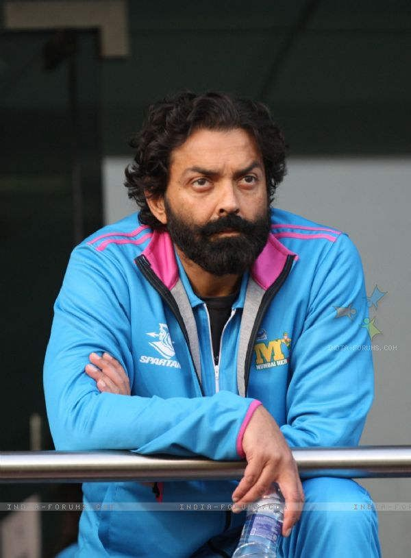 Original style icon... Bobby Deol. Looks great in any look