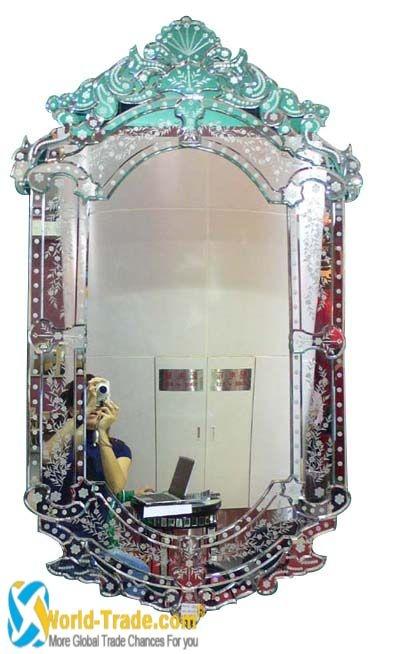 8 Best Antique Venetian Mirrors Images On Pinterest
