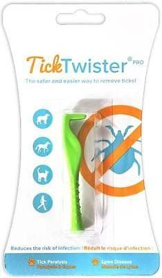 Tick Twister Pro Safe and Easy Tick Removal Tool ** You can find out more details at the link of the image.