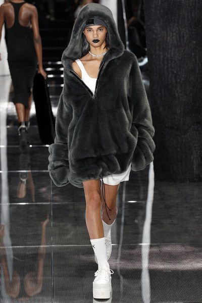 See the complete Fenty x Puma Fall 2016 Ready-to-Wear collection.
