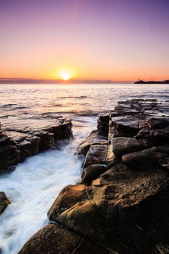 Mooloolaba Beach - Sunshine Coast, Queensland Australia .....Sunrise