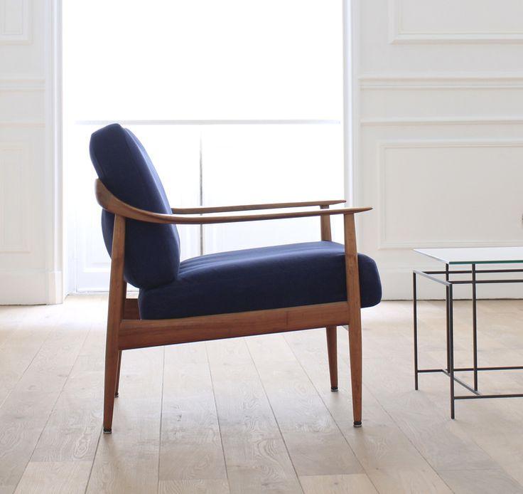 wilhelm knoll armchairs