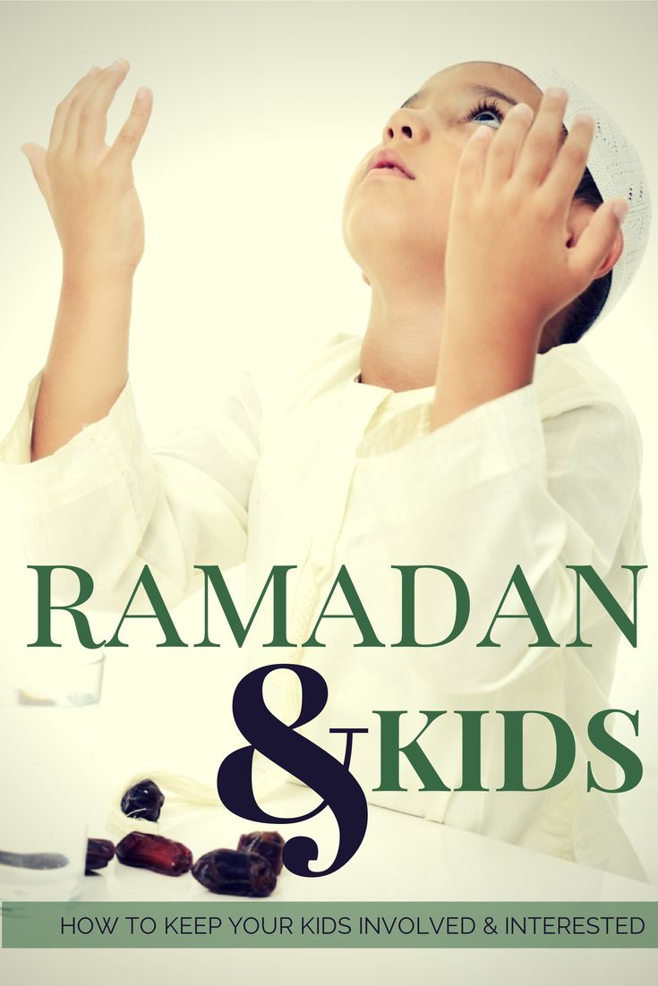 Ramadan Activities for Children - In The Playroom