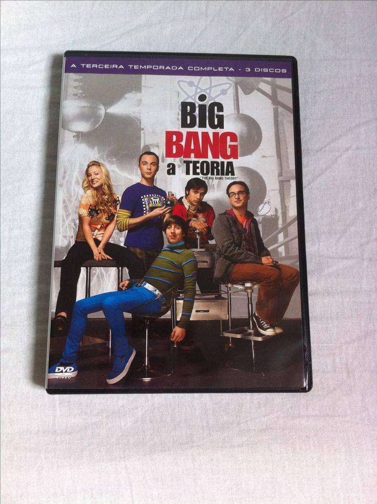 DVD The Big Bang Theory - 3º Temporada