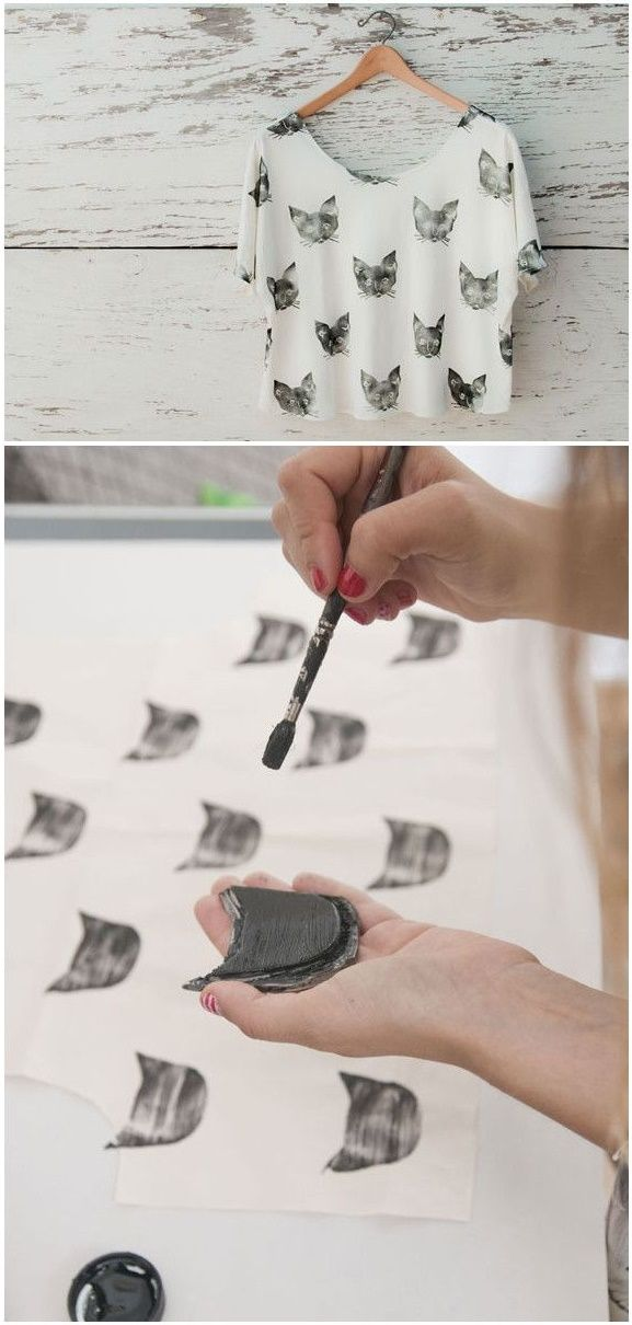 This tutorial will definitely appeal to the artist in you, who loves a blank canvas and whose hands itch to fill it with colours and patterns! The only difference here
