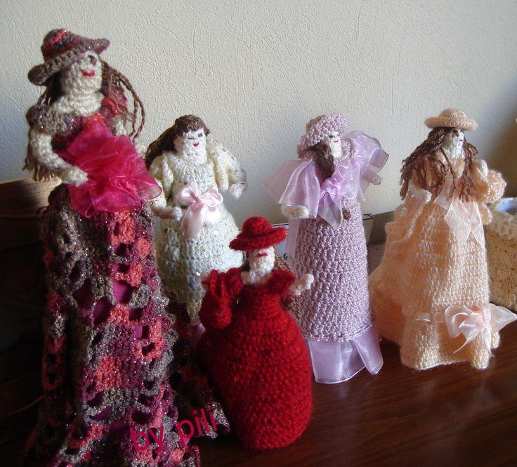my mom's favorite dolls i love