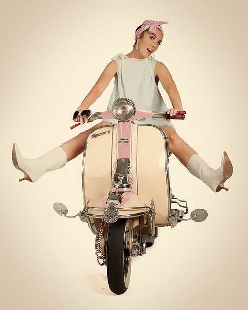 1942 best vespa images on pinterest vespas vespa for Puntura vespa cane