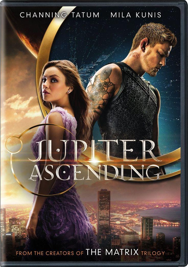 Jupiter Ascending - Starring Channing Tatum, Mila Kunis, Eddie Redmayne,  and Sean Bean.