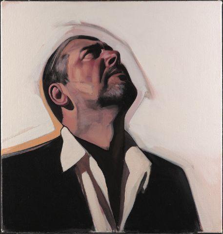 Scottish painter Stephen Conroy