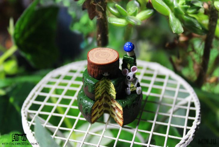 ●EllBill Miniature_Rat paradise cake. ●Creator: EllBill (KimMinju) ●blog: alswn3011.blog.me/ ●E-mail: alswn3011@naver.com