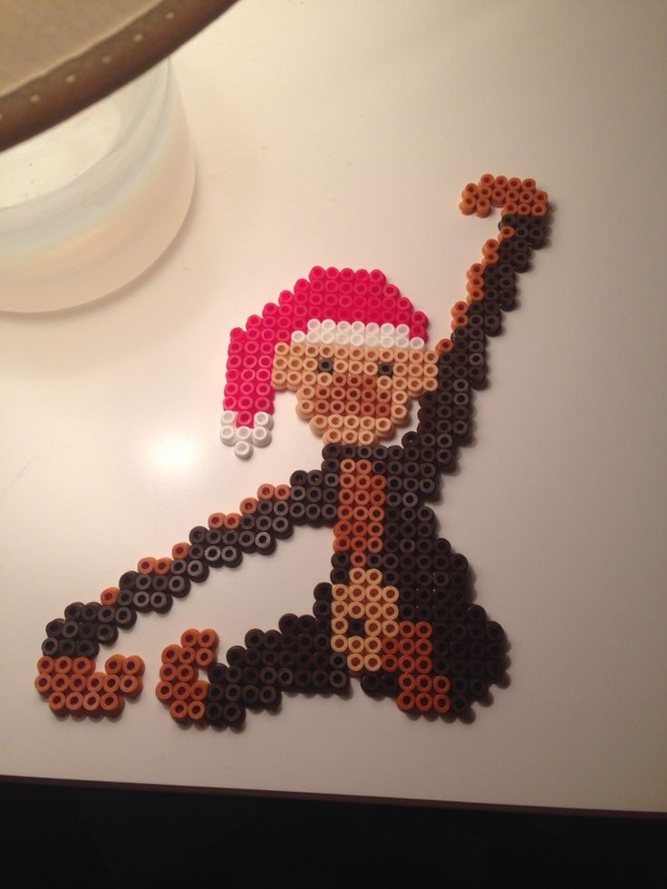 Beads, perler. Kaj Bojesen Christmas edition