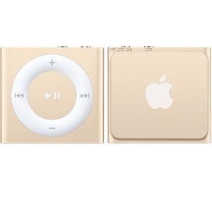 iPod shuffle Gold - Apple (UK) £40 - pretty little iPod shuffle