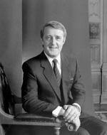 Brian Mulroney the 18th Prime Minister of Canada